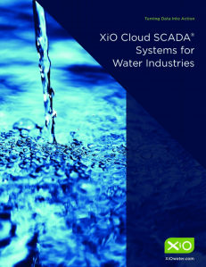 SCADA for Water Systems